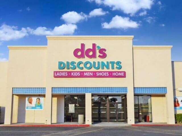 Loja dd's DISCOUNTS em Miami