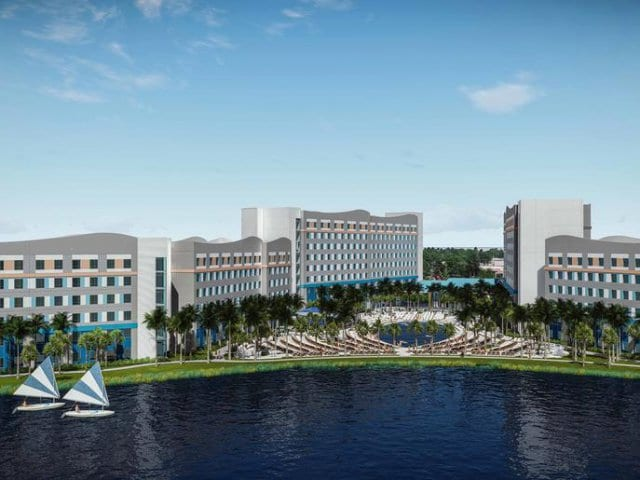 Universal's Endless Summer Resort em Orlando
