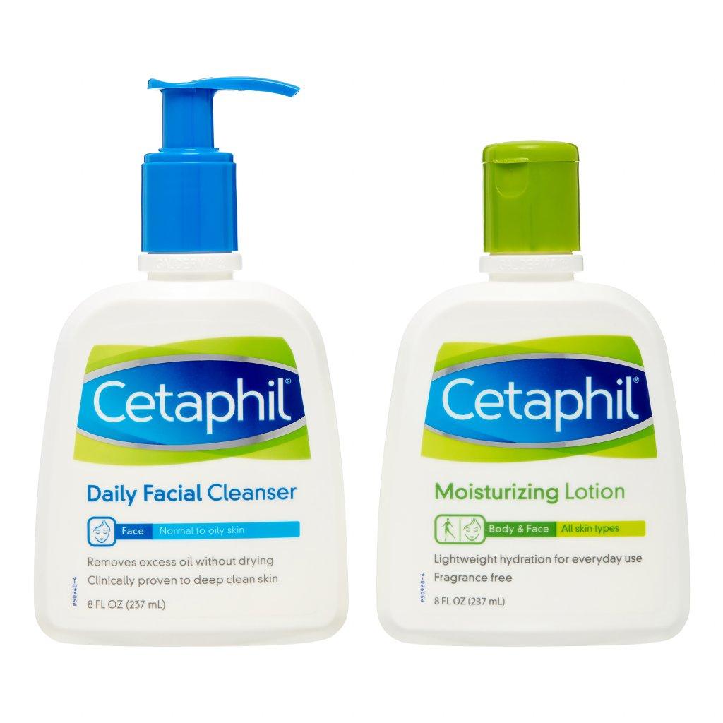 Cetaphil é dica de compra em Orlando
