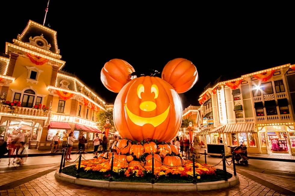 Mickey's Not So Scary Halloween Party na Disney Orlando
