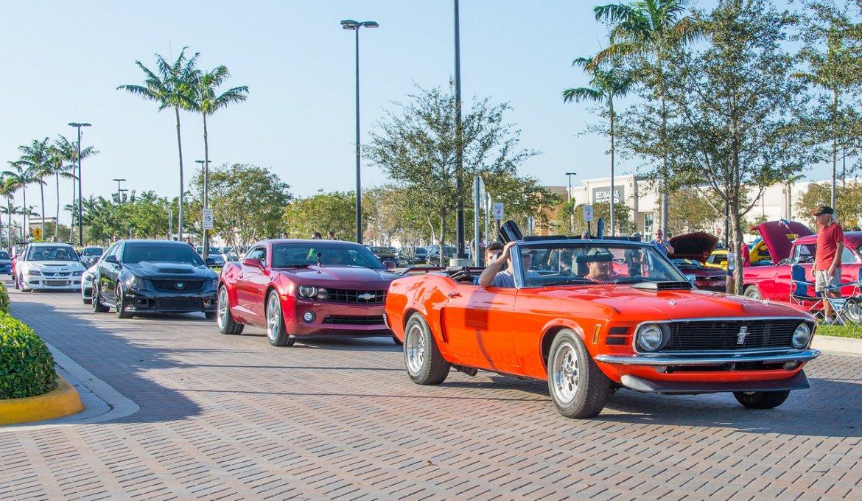 Aluguel de carro em Palm Beach