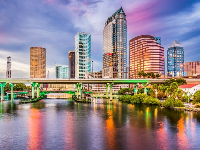Seguro viagem internacional para Tampa
