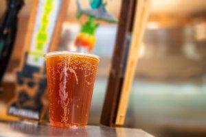 Cerveja do Craft Beer Festival no SeaWorld Orlando