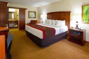 Quarto do Hotel Clarion Inn Lake Buena Vista em Orlando