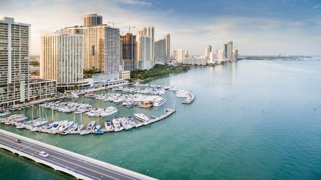 Biscayne Bay: passeio de barco em Miami