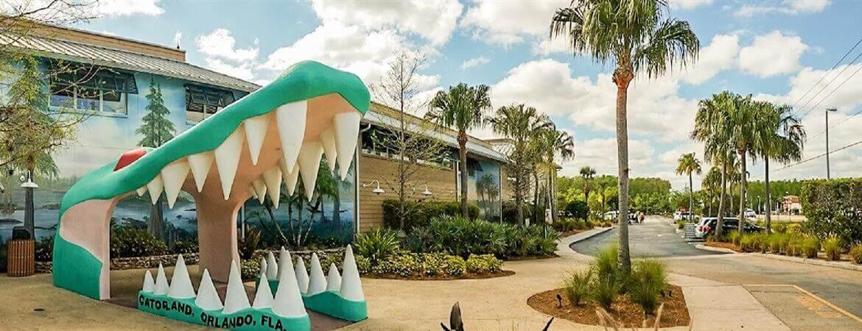 Go Card Orlando: Gatorland