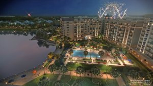 Riviera Resort, o novo hotel da Disney